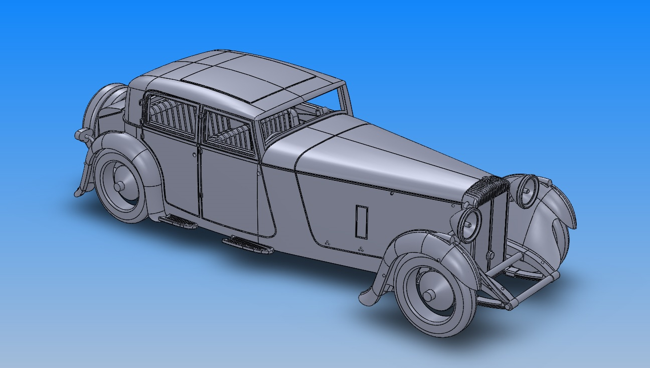 Prototype design and 3D print - Grünberg & Wolter Modelltechnik